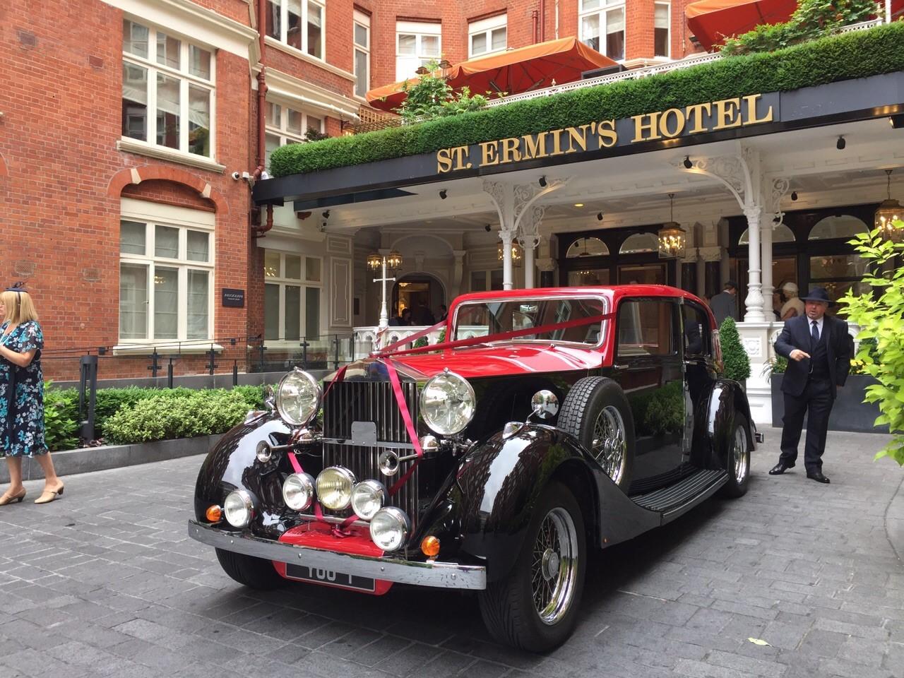 Vintage Rolls Royce Vintage Rolls Royce For Wedding Hire